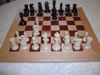 Seirawan Chess Board | Pieces